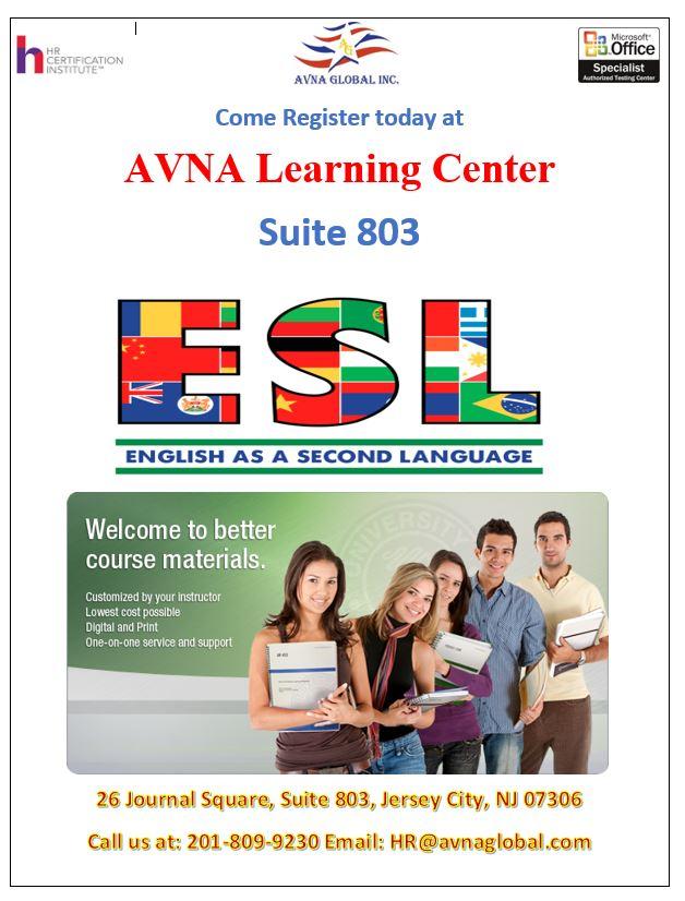 Esl Avna Global Learning Center